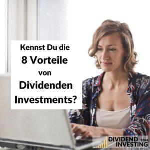 Vorteile-Dividenden-Investments