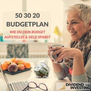 503020 Budget Regel Einkommen