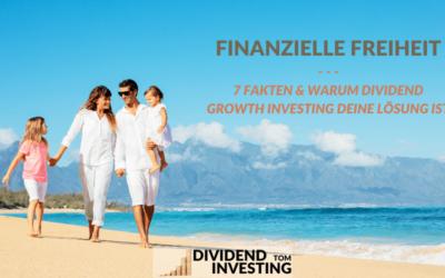 Was ist finanzielle Freiheit? 7 Fakten & warum Dividend Investing deine Lösung ist