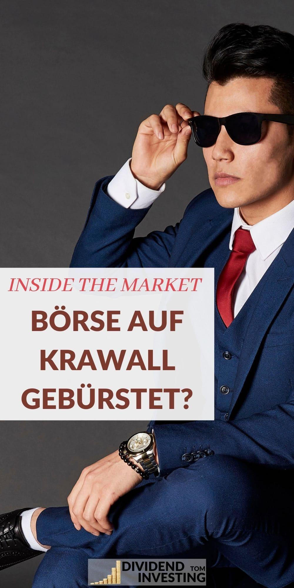 Inside the Market - Börsenbaisse voraus?