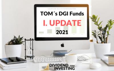 TOM´s DGI-Fonds 2021 [Dividend Growth Portfolio aufbauen]